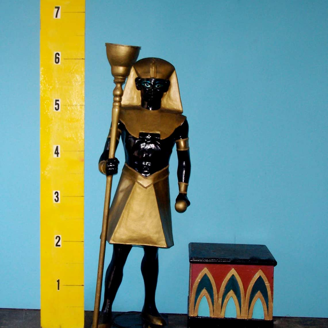Egyptian tomb guard