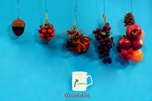 Ornaments: Fruit