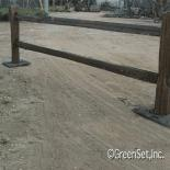 Split 2 Rail Fence