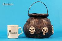 Skull Cauldron
