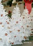Christmas Tree: White