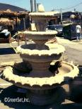 4-Tier Fountain
