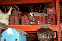 Assorted Bird Houses