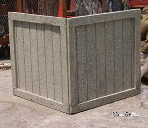 Hinged Planter Box