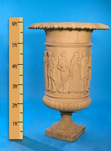 Large Roman / Greek Urn