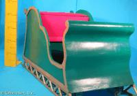 Sleigh: #102A Green Wood